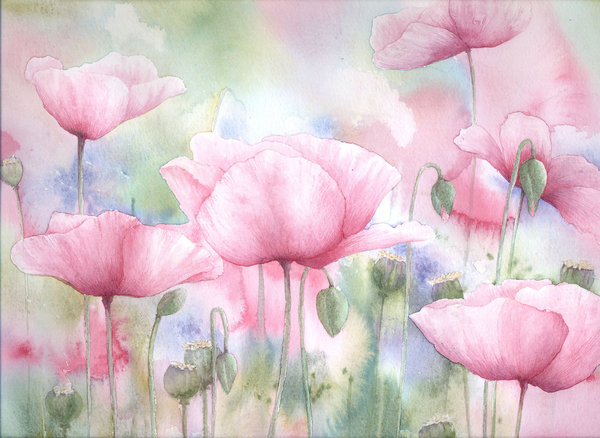 http://anicroche.cowblog.fr/images/div/FieldofPinkPoppiesbylouiseart.jpg